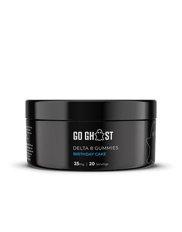 Go Ghost Delta 8 Gummies